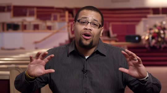 Encouragement to Youth Workers from Chip Luter