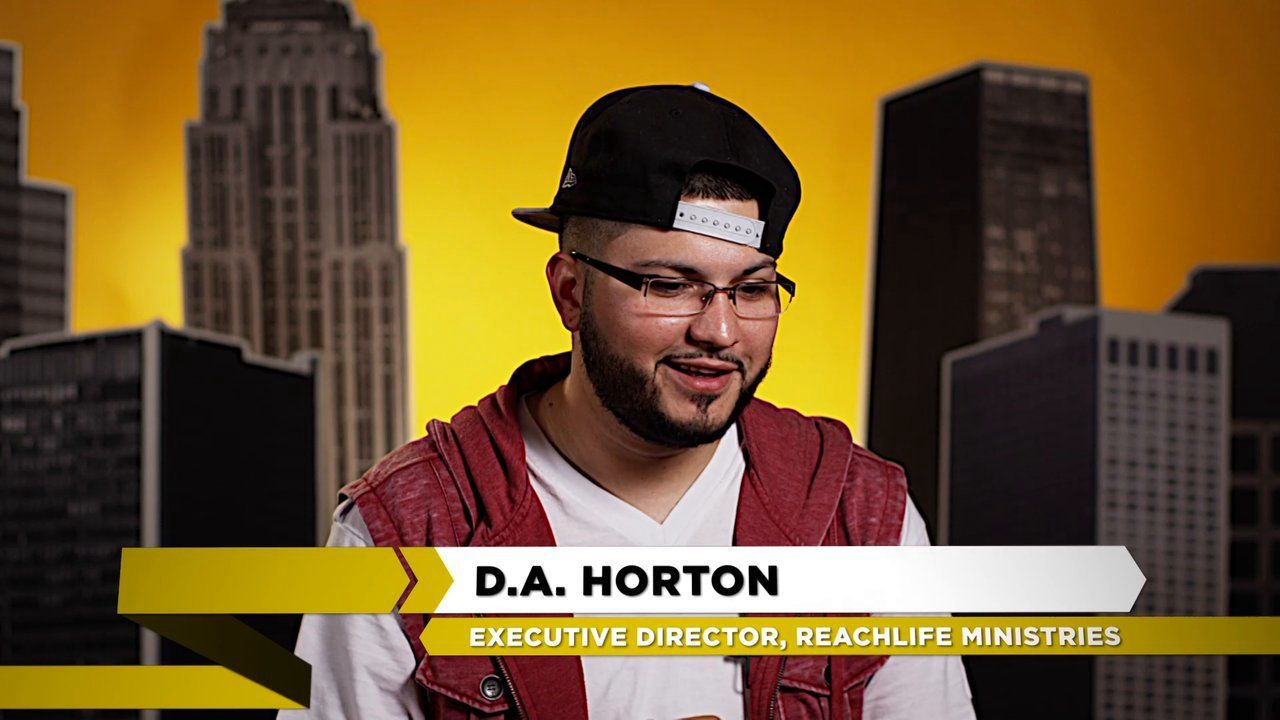 Just 3 Questions about Leadership with D.A. Horton