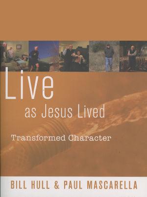 Live as Jesus Lived