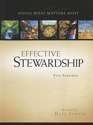Effective Stewardship