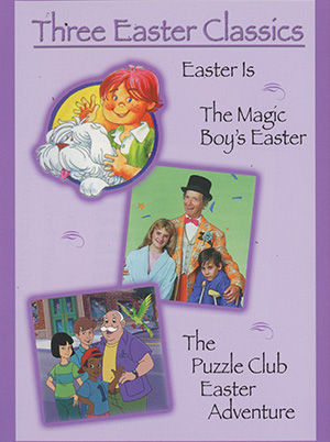 The Puzzle Club Easter Adventure