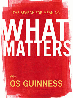 The Search for Meaning: What Matters