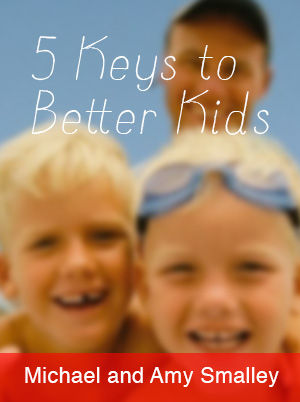 5 Keys to Better Kids (aka Wresting with Gorillas)
