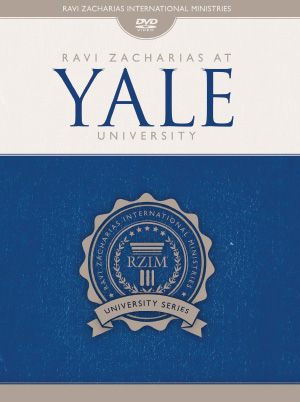 Ravi Zacharias at Yale University
