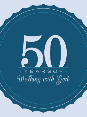 50 Years of Walking with God