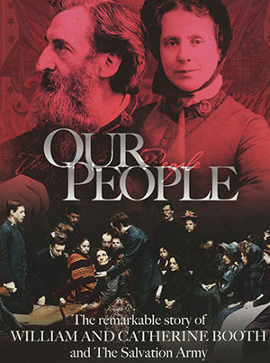 Our People - The Remarkable Story of William And Catherine Booth And The Salvation Army - Spanish