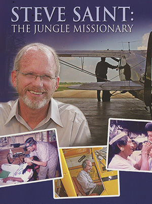 Steve Saint: The Jungle Missionary - Spanish