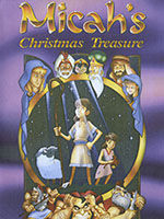Micah's Christmas Treasure - Spanish