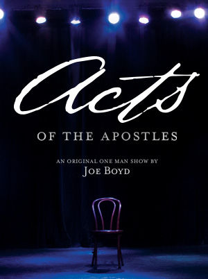 Bible Experiment - Acts of the Apostles