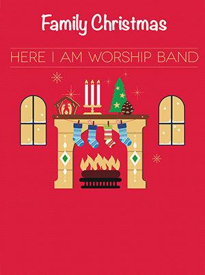 God's Kids Worship - Here I Am Worship Band