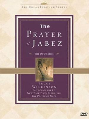Prayer of jabez study