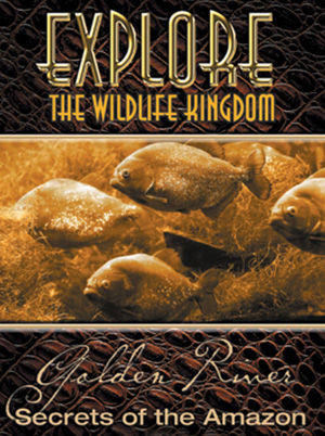 Explore The Wildlife Kingdom: GOLDEN RIVER Secrets of the Amazon
