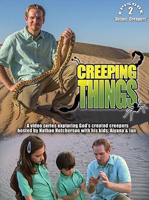 Creeping Things - Desert Creepers