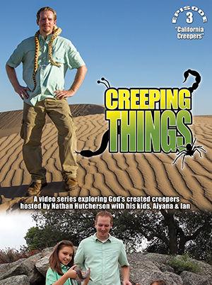 Creeping Things - California Creepers
