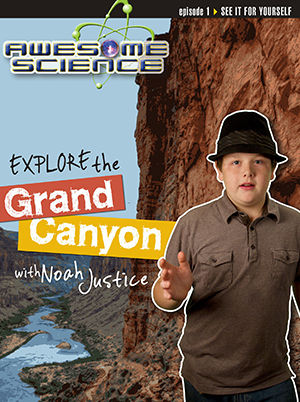 Awesome Science - Explore the Grand Canyon