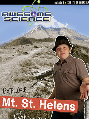 Awesome Science - Explore Mount St. Helens