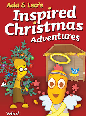 Ada and Leo's Inspired Christmas Adventures: Volume 2