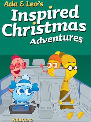 Ada and Leo's Inspired Christmas Adventures
