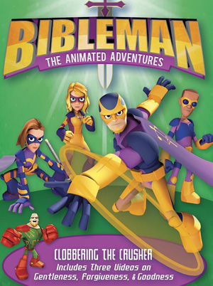 Bibleman - Clobbering The Crusher