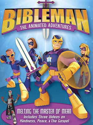 Bibleman - Melting Master of Mean