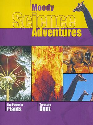 Moody Science Adventures - The Power In Plants/Treasure Hunt