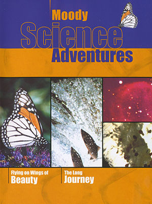 Moody Science Adventures - Flying On Wings Of Beauty/The Long Journey