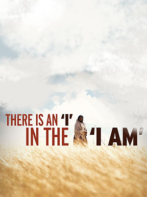 There is an I in the I AM