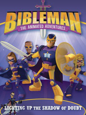 Bibleman - Lighting Up the Shadow of Doubt