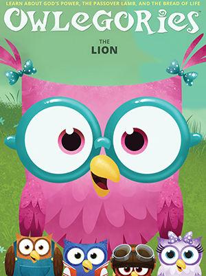 Owlegories - The Lion