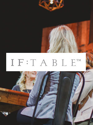 IF: Table - Conversations About Jesus