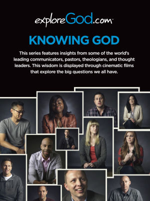 Knowing God Discussion Group Series
