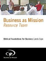 Biblical Foundations for Business