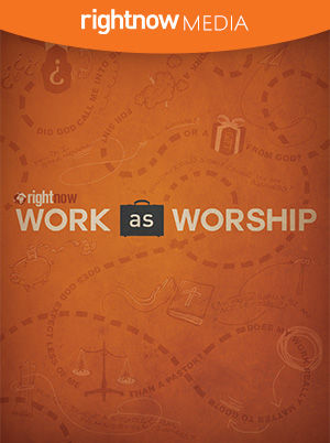 Work as Worship Leadership Experience 2013