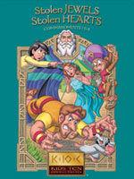 Stolen Jewels Stolen Hearts - Commandments 7 & 8