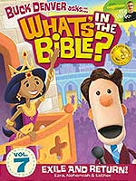 What's In The Bible? Vol. 7 Exile And Return!