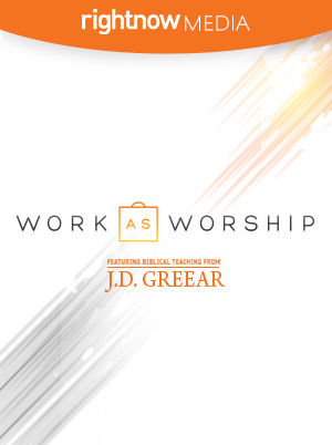 Work as Worship Bible Study