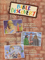 The Great Bible Discovery Series: Volume 3