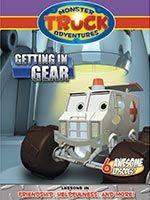 Monster Truck Adventures: Getting in Gear