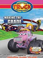 Monster Truck Adventures: Making the Grade
