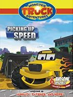Monster Truck Adventures: Picking Up Speed
