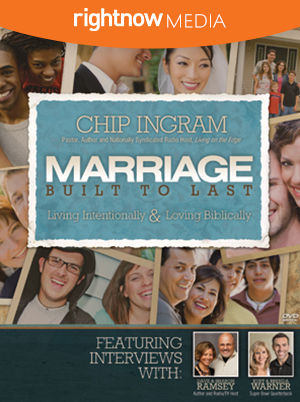 Marriage: Built to Last