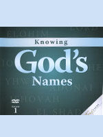 Knowing God's Names- Vol. 1