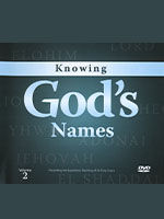 Knowing God's Names- Vol. 2