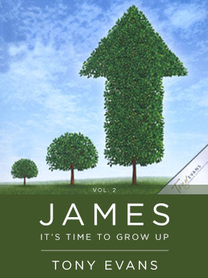 James: Time to Grow Up- Volume 2