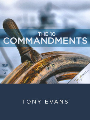 The Ten Commandments- Volume 1