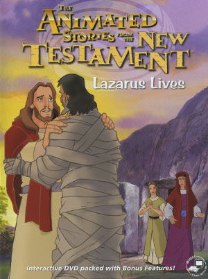 The Story of Lazarus Lives
