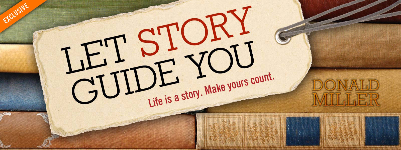 Let Story Guide You
