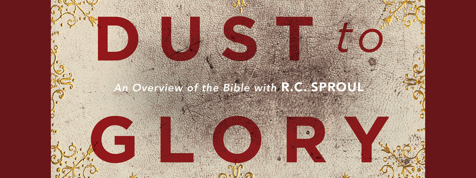 Image result for dust to glory rc sproul