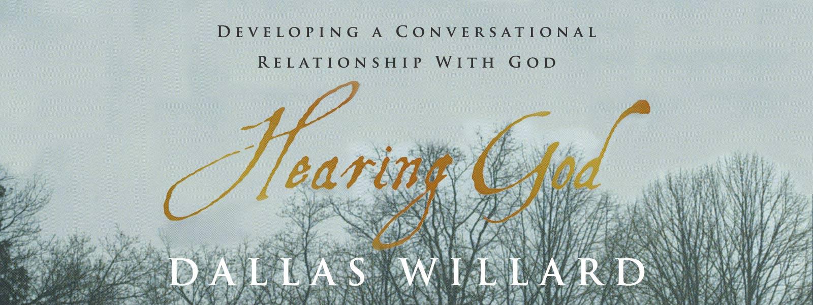 Image result for hearing god