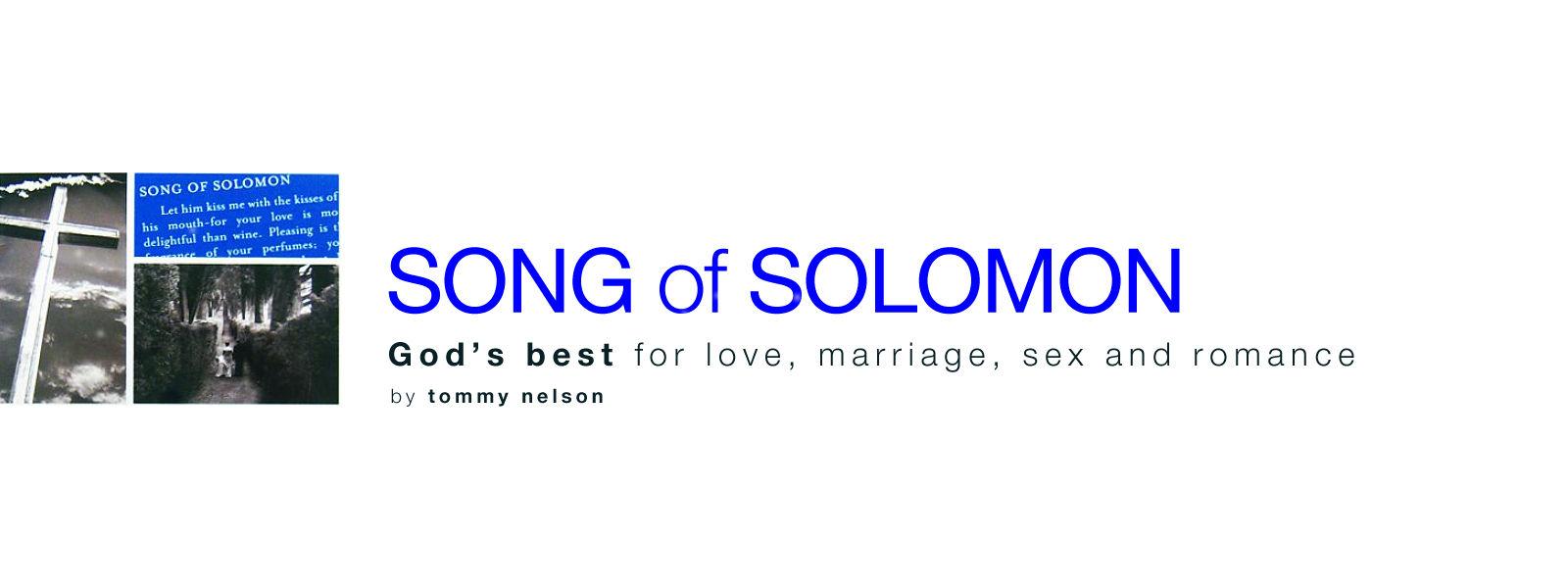 Song of Solomon 2005
